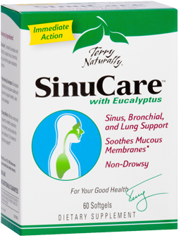 SinuCare™ #60 softgels