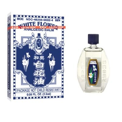 White Flower 2.5ml